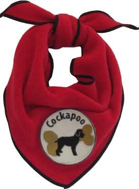 Cockapoo Bandana