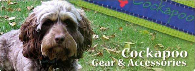 Cockapoo Gifts, Cockapoo Products, Cockapoo Gear, & Cockapoo Accessories