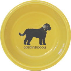 Goldendoodle Bowl