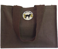 Labradoodle Shopping Bag