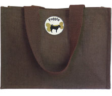 Puggle Shopping Bag