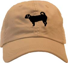 Stone Puggle Baseball Cap