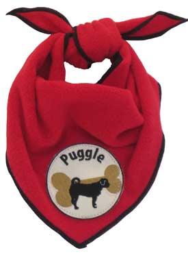 Puggle Bandana
