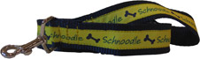 Yellow Schnoodle Leash